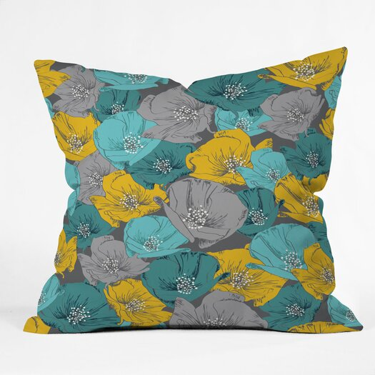 DENY Designs Khristian A Howell Bryant Park 4 Indoor/Outdoor Throw Pillow