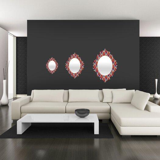 DENY Designs Arcturus Rococo Baroque Mirror