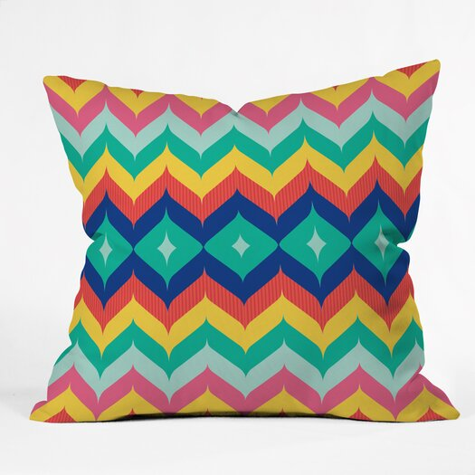DENY Designs Juliana Curi Throw Pillow