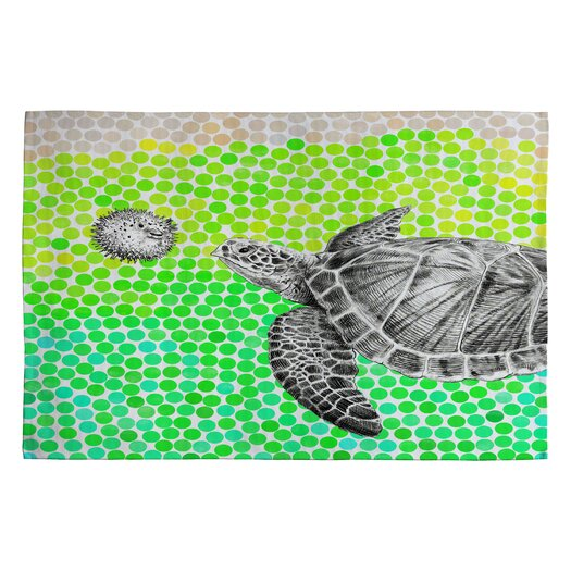 DENY Designs Garima Dhawan New Friends 1 Novelty Rug