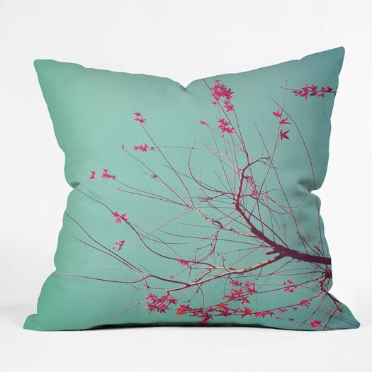 DENY Designs Happee Monkee Stars Throw Pillow