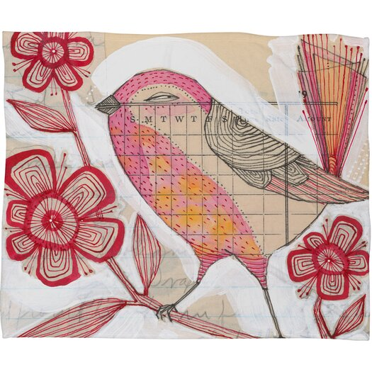 DENY Designs Cori Dantini Wee Lass Throw Blanket