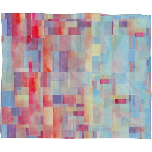 DENY Designs Jacqueline Maldonado Shapeshifter Throw Blanket