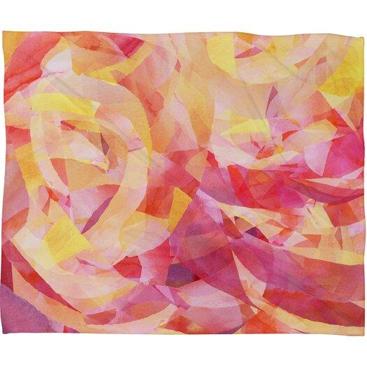 DENY Designs Jacqueline Maldonado Concentric Throw Blanket