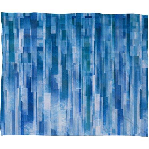 DENY Designs Jacqueline Maldonado Rain Throw Blanket