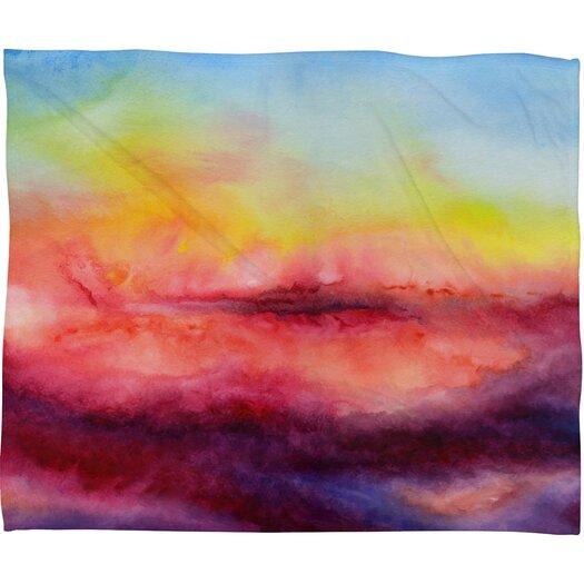 DENY Designs Jacqueline Maldonado Kiss Of Life Throw Blanket