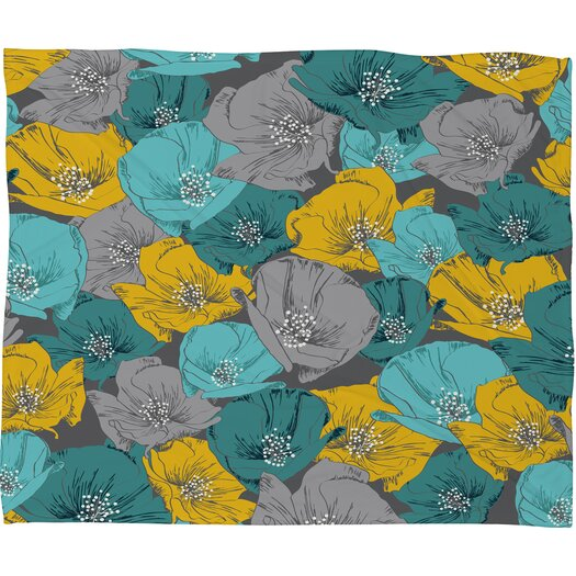 DENY Designs Khristian A Howell Bryant Park 4 Throw Blanket