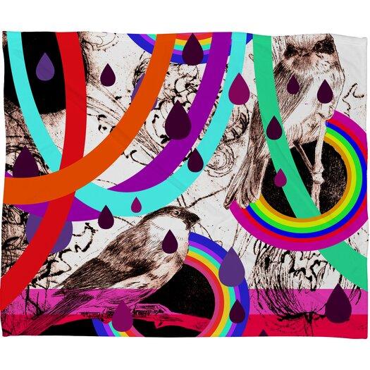 DENY Designs Randi Antonsen Luns Box 7 Throw Blanket