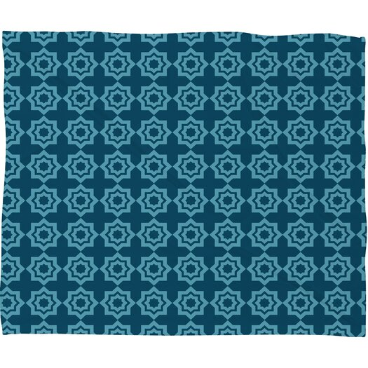 DENY Designs Khristian A Howell Moroccan Mirage Throw Blanket