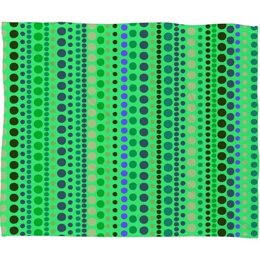 DENY Designs Romi Vega Retro Throw Blanket