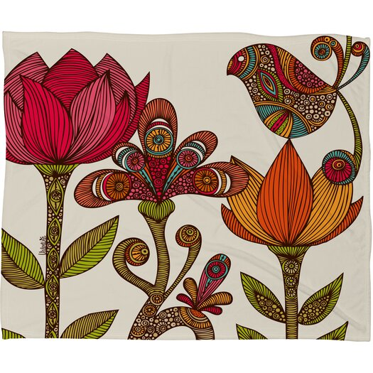 DENY Designs Valentina Ramos in The Garden Throw Blanket
