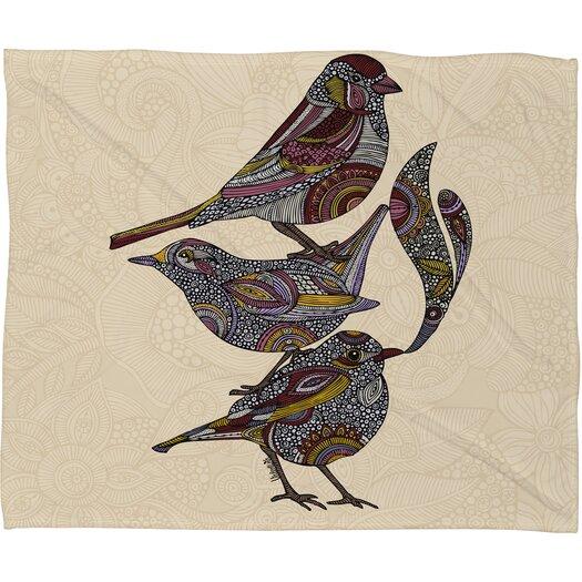 DENY Designs Valentina Ramos 3 Kings Throw Blanket