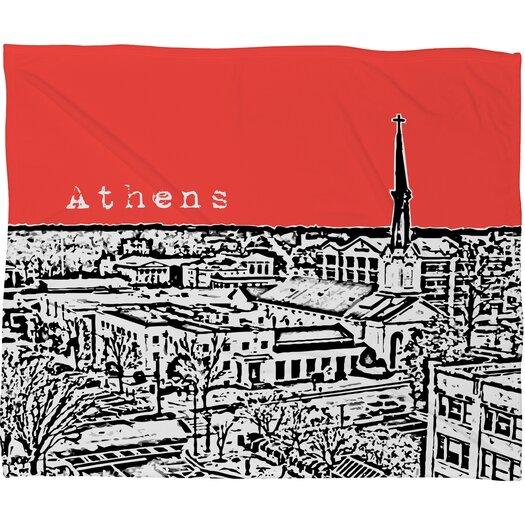 DENY Designs Bird Ave Athens Throw Blanket