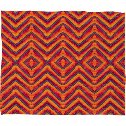 DENY Designs Wagner Campelo Sanchezia 1 Throw Blanket