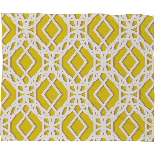 DENY Designs Aimee St Hill Diamonds Throw Blanket
