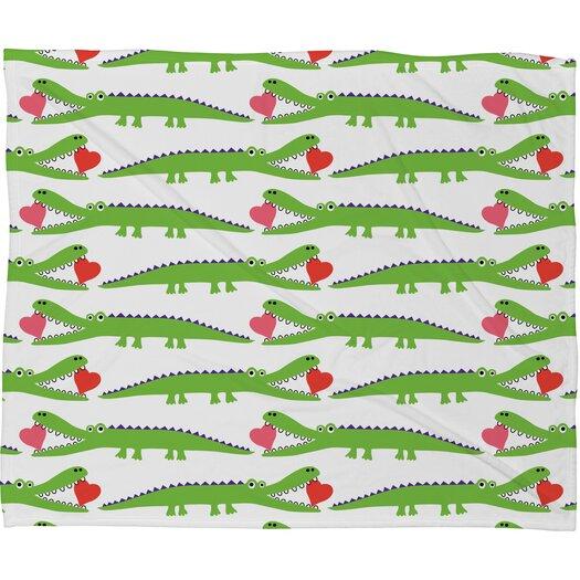 DENY Designs Andi Bird Throw Blanket