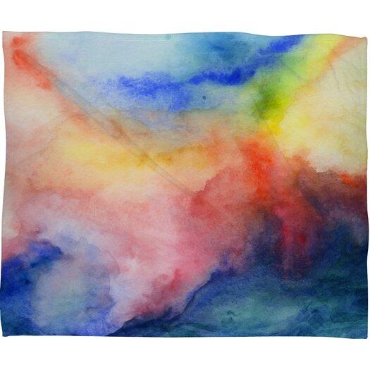 DENY Designs Jacqueline Maldonado Torrent 1 Throw Blanket
