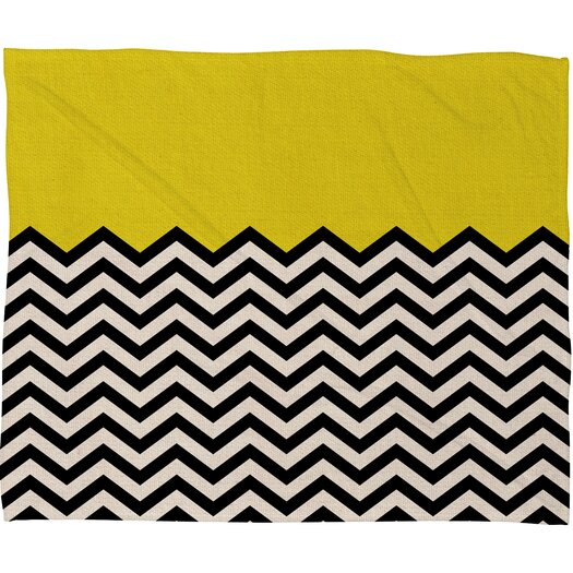 DENY Designs Bianca Green Throw Blanket
