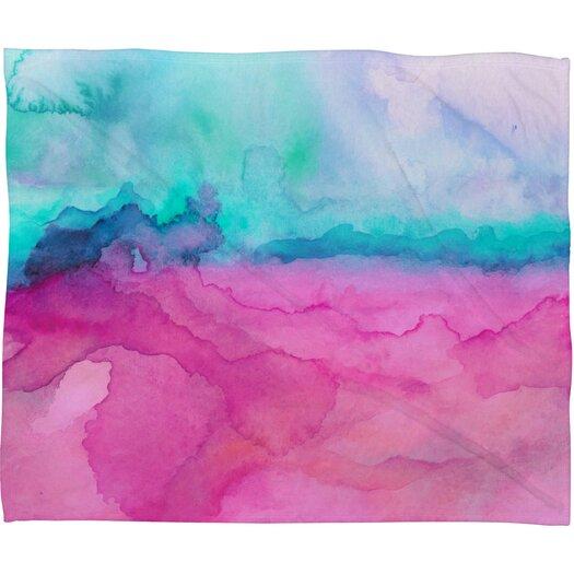 DENY Designs Jacqueline Maldonado Tidal Color Throw Blanket