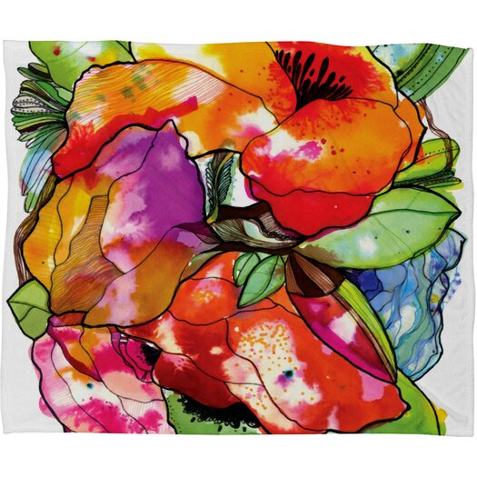 DENY Designs CayenaBlanca Big 2 Throw Blanket