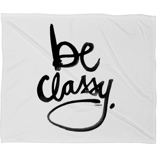 DENY Designs Kal Barteski Throw Blanket