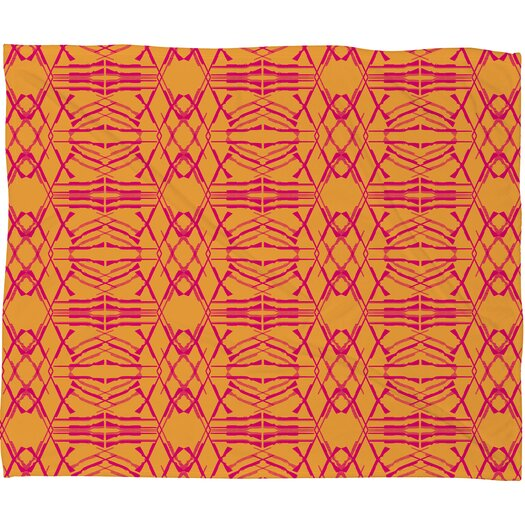 DENY Designs Pattern State Throw Blanket
