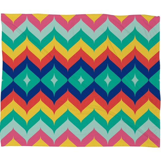 DENY Designs Juliana Curi Throw Blanket