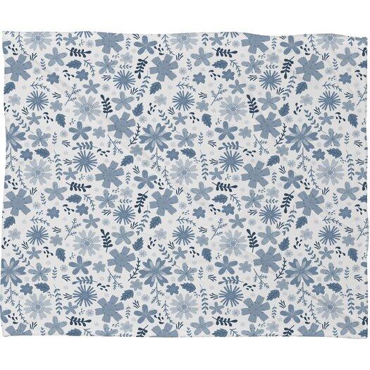 DENY Designs Jennifer Denty Genevieve Big Throw Blanket