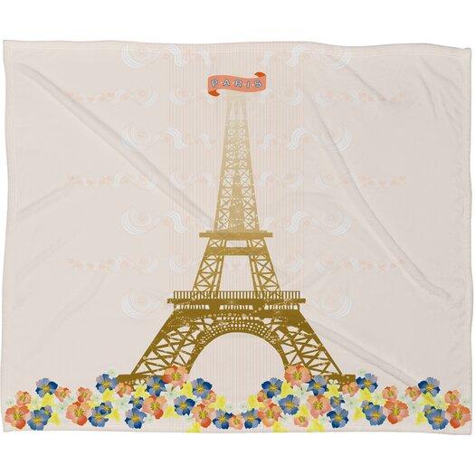 DENY Designs Jennifer Hill Throw Blanket