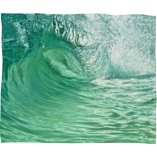 DENY Designs Lisa Argyropoulos within the Eye Throw Blanket