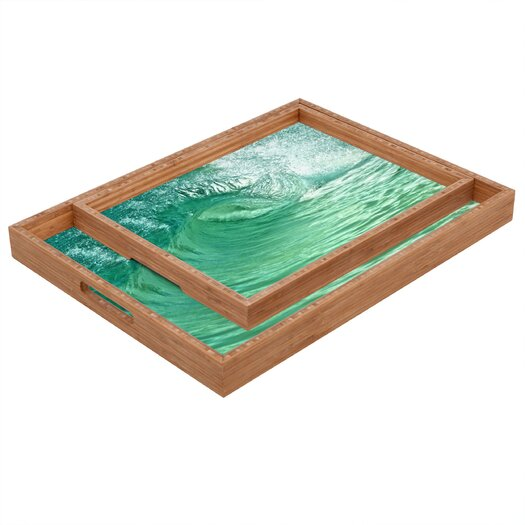 DENY Designs Lisa Argyropoulos within the Eye Rectangular Tray