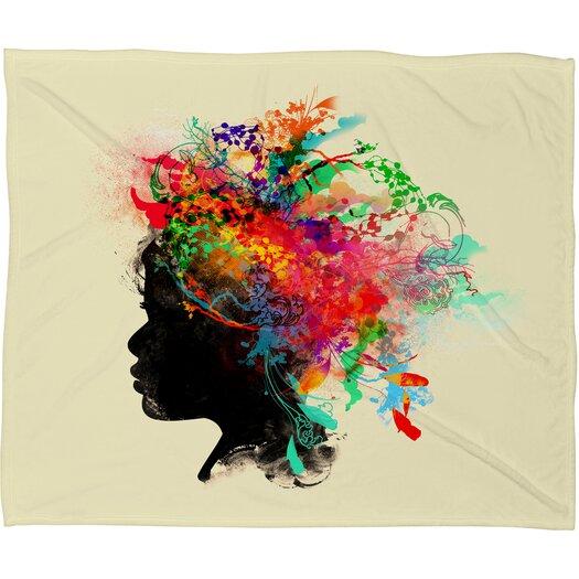 DENY Designs Budi Kwan Wildchild Throw Blanket