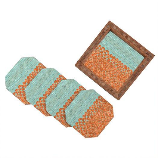 DENY Designs Budi Kwan The Infinite Tidal Coaster