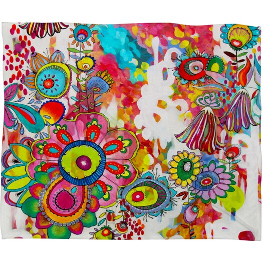 DENY Designs Stephanie Miss Penelope Throw Blanket
