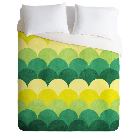 DENY Designs Arcturus Scales Duvet Cover Collection