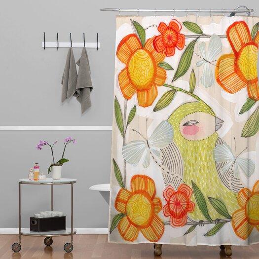 DENY Designs Cori Dantini Fine Comanions Shower Curtain