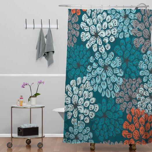 DENY Designs Khristian A Howell Gardens 3 Shower Curtain