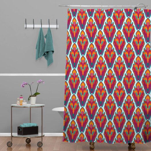 DENY Designs Arcturus Rococo Shower Curtain