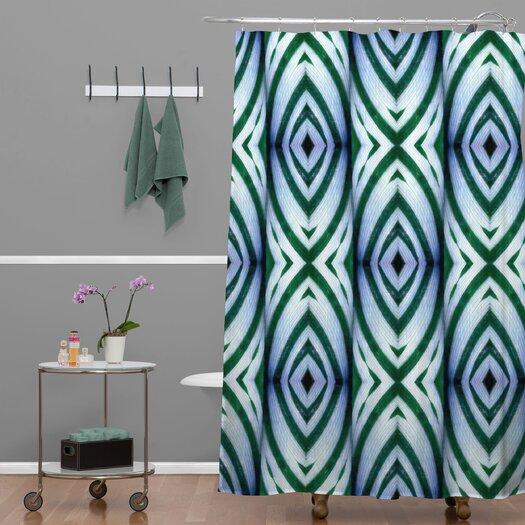 DENY Designs Wagner Campelo Maranta Shower Curtain