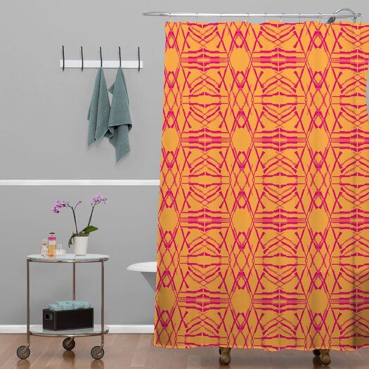 DENY Designs Pattern State Tang Shower Curtain