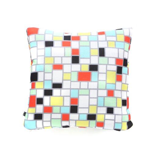DENY Designs Jacqueline Maldonado Geo Throw Pillow