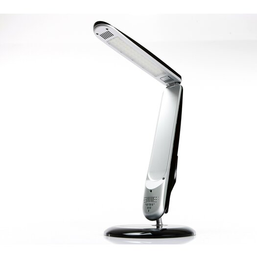 "Vortex Enterprise LED 16.9"" H Table Lamp with Novelty Shade"