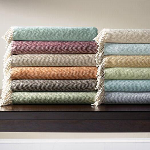 SFERRA Celine Throw Blanket