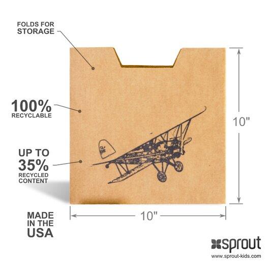 Sprout Vehicle Decorative Storage Box