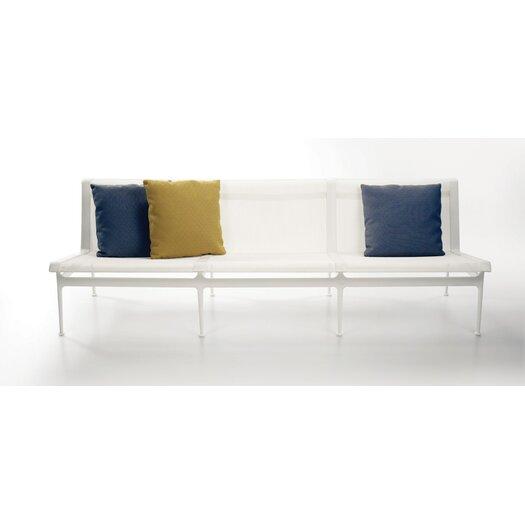 Richard Schultz Swell Three Seat Sofa