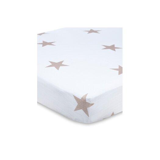 aden + anais Super Star Scout Classic Crib Sheet