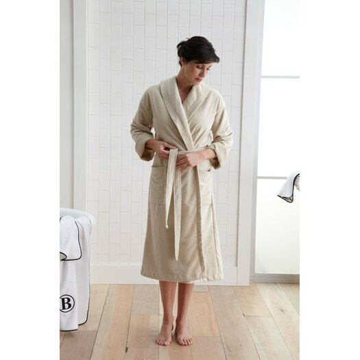 Peacock Alley Plush Robe