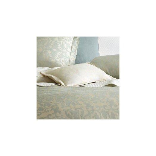 Peacock Alley Marcella Cotton Boudoir/Breakfast Pillow