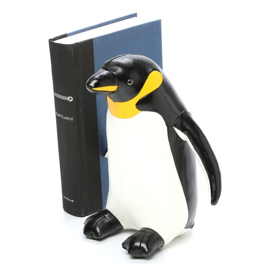 Zuny Classic King Penguin Bookend