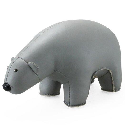 Zuny Classic Polar Bear Bookend
